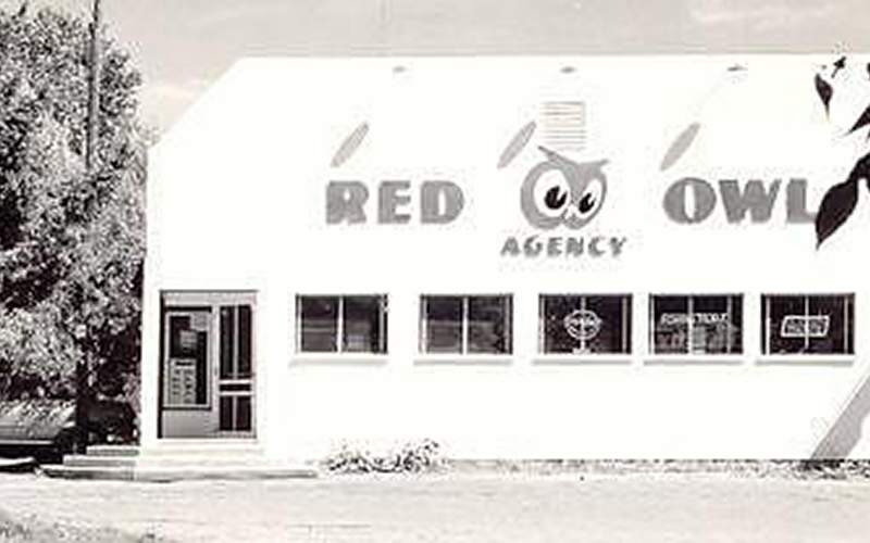 RED OWL The Lakeview Grocery before 1965?