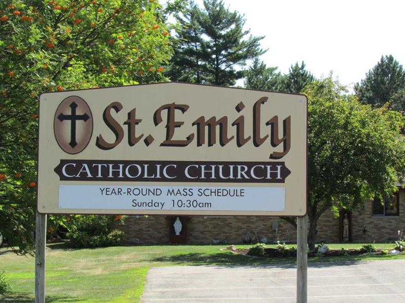 St. Emily's Catholic Church