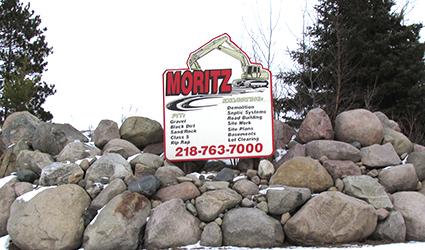 Moritz Excavating