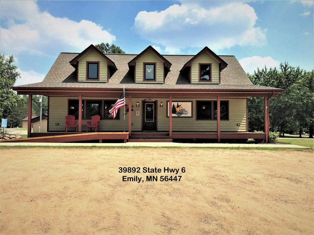 Lake Country Properties – Emily Office