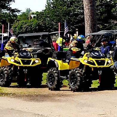 Over The Hills Gang ATV Club